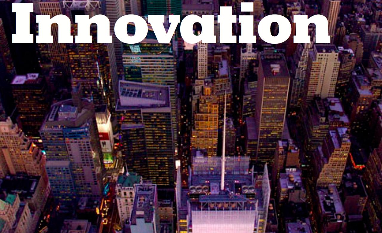 """Часть обложки The New York Times Innovation Report, который """"утек"""" в сеть в мае 2014"""