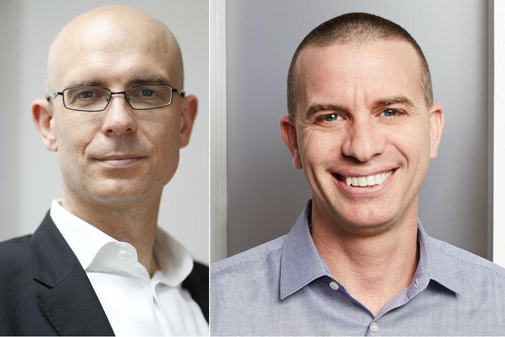 Кристоф Пляйтген (слева) и Дрор Гринцберг уверены: создавать видео для СМИ просто