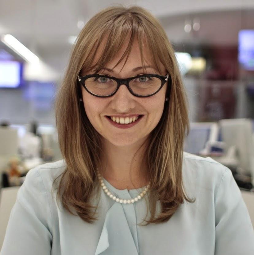 Ксения Смертина, директор Russia Direct
