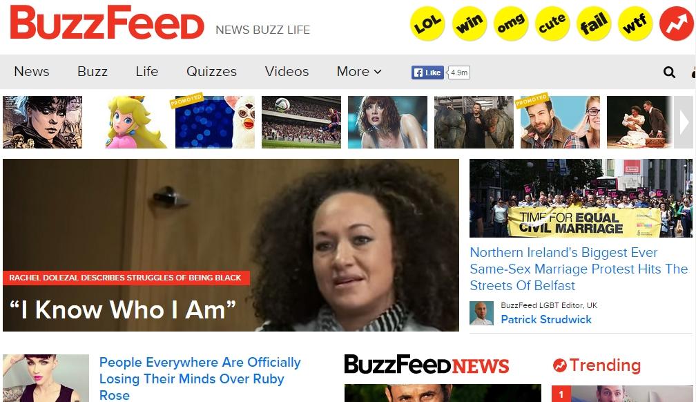 9. Buzzfeed