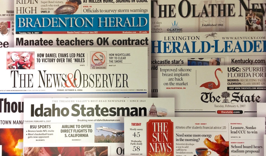 """Американским газетам больше не нужны """"золотые перья"""" - их и так слишком много"""